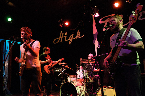 Spanish for 100 live at The High Dive